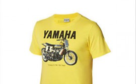 T-Shirt, sweat, chemise pour YAMAHA