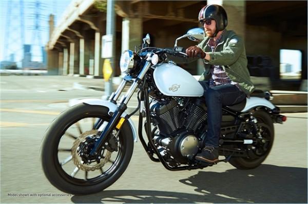 Yamaha 950 Bolt L'anti Harley 883 ?
